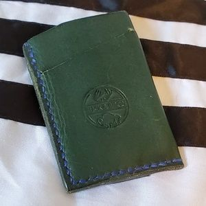 Buck & Bison B Wallet